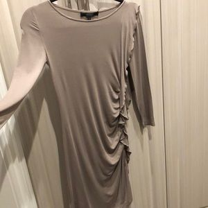 Comfortable light long sleeve dress